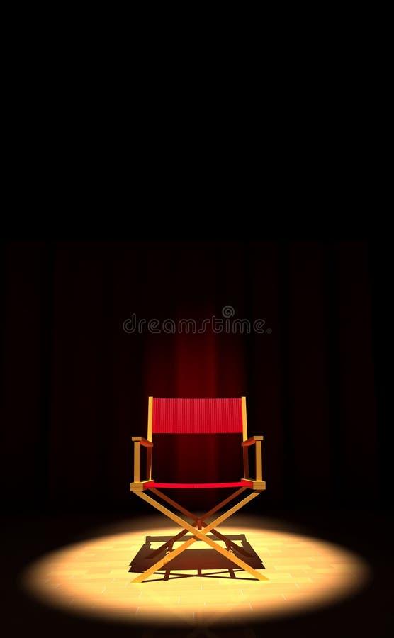 Free Director Chair Stock Photos - 1420243