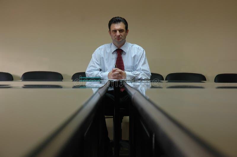 Director empresarial imagem de stock