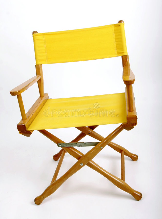 Download Director's chair stock photo. Image of hollywood, boss - 1462612