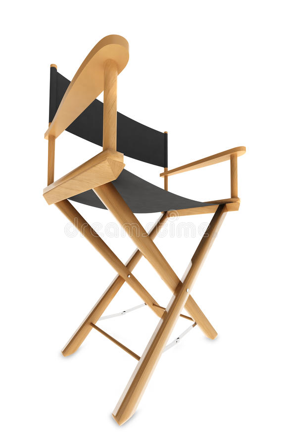 Director S Chair Stock Photography