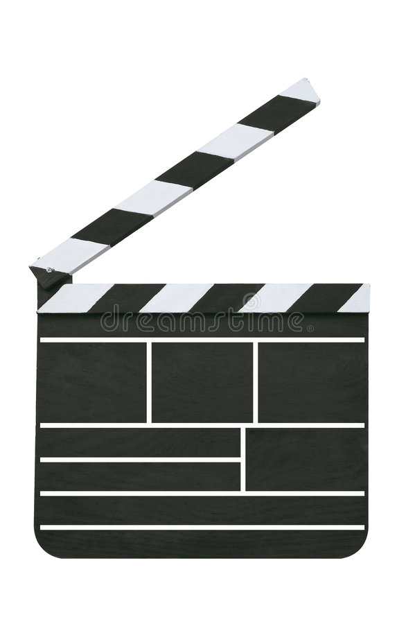 Free Director S Slate Board Royalty Free Stock Photos - 1880548