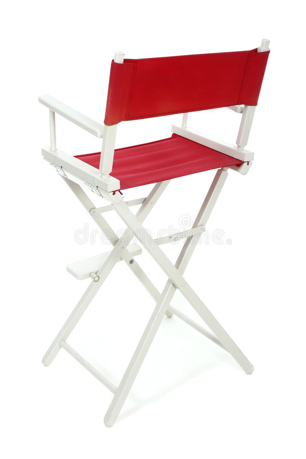 Directors Chair 2 stock images