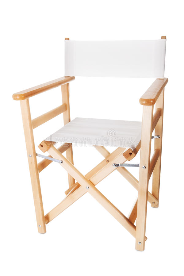 Directors Chair Royalty Free Stock Image