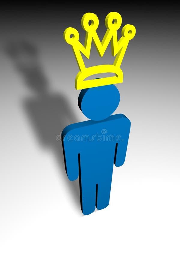 Direitos ilustração royalty free