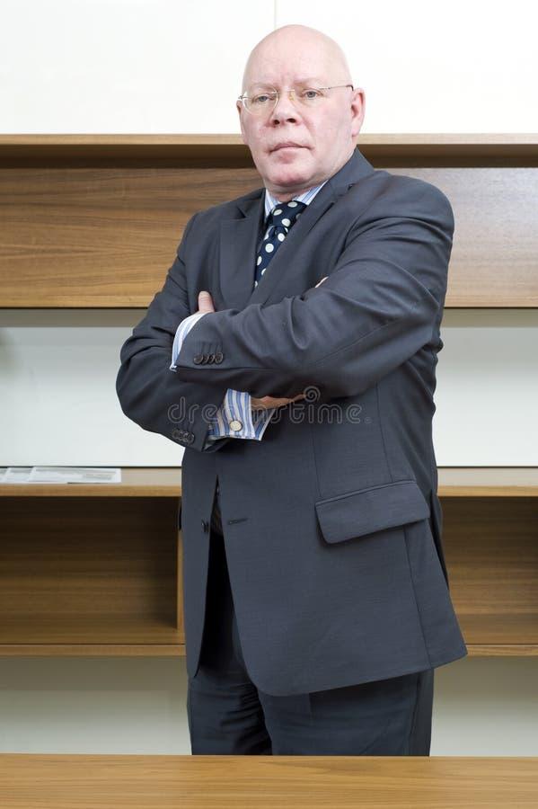 Direktor lizenzfreie stockfotografie