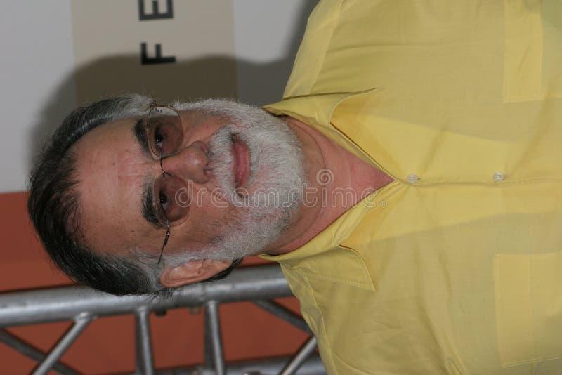 Direttore Francis Ford Coppola immagini stock