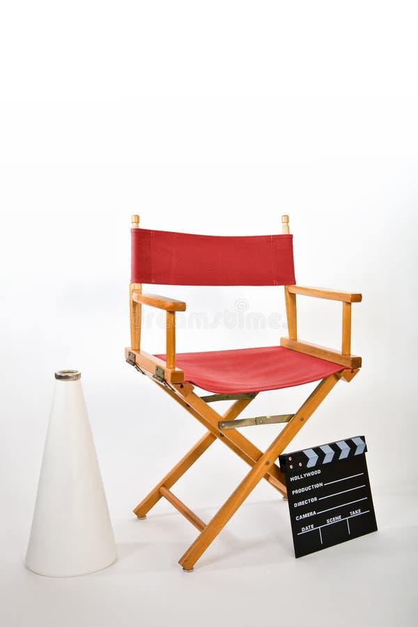 Direttori Chair fotografia stock