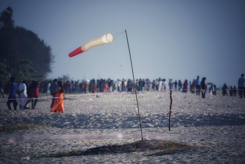 Direzione del vento fotografia stock libera da diritti