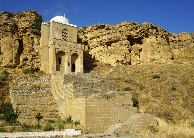 Diri Baba Mausoleum imagens de stock