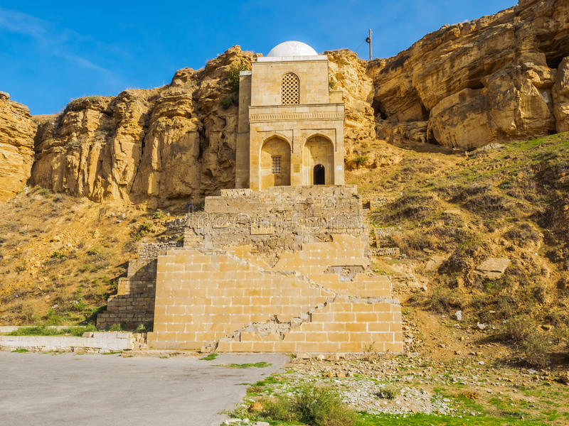 Diri Baba Mausoleum royalty-vrije stock afbeeldingen