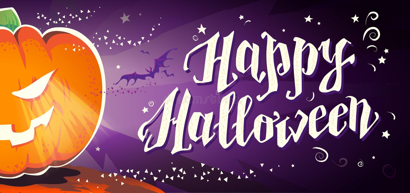 Download Dirigez La Carte Plate De Halloween, Publicité, Bannière, Affiche, Plaquette, Invitation De Partie, Conception De Flayer Illustration de Vecteur - Illustration du horreur, ghost: 77155041