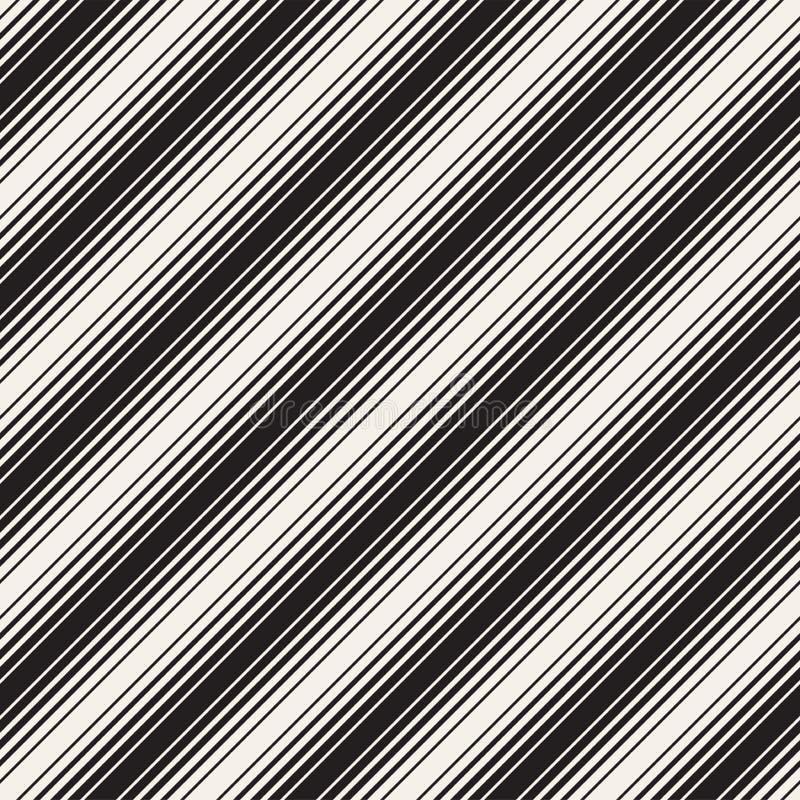 Dirigez la configuration sans joint Texture abstraite élégante moderne Répétition des tuiles géométriques image libre de droits