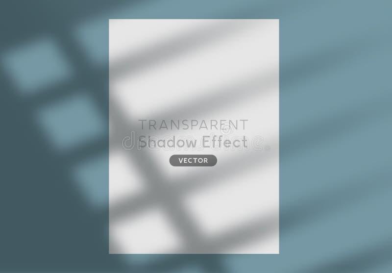 Dirigez le fond d'effet de silhouette d'ombre illustration libre de droits