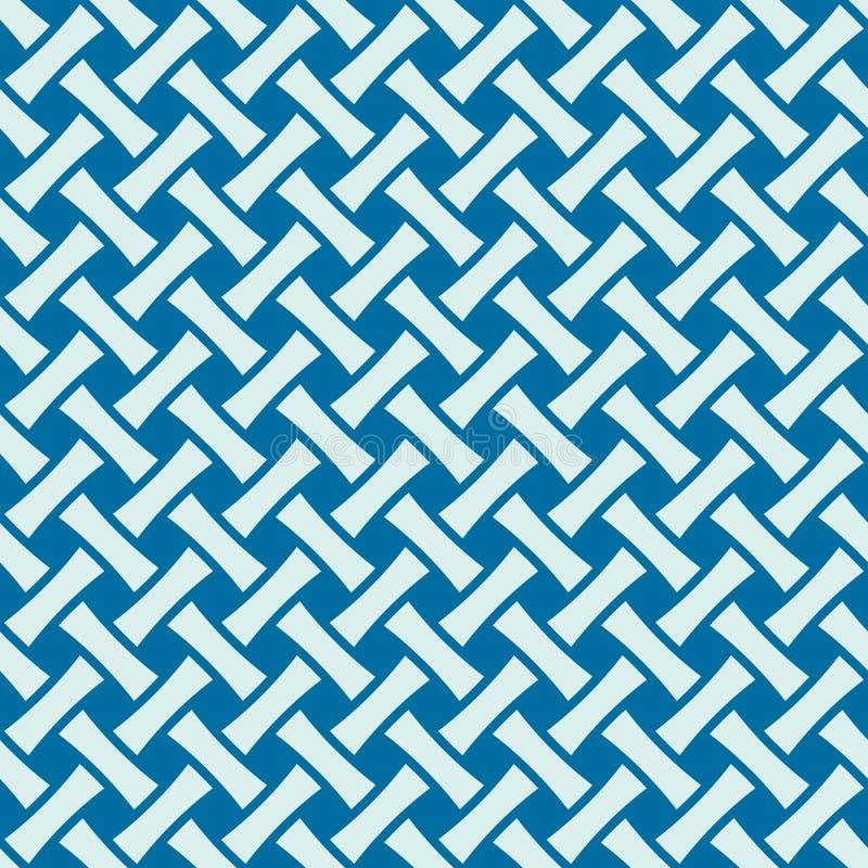 Dirigez le meilleur sans couture abstrait de composition pour l'usage en textile et illustration de vecteur