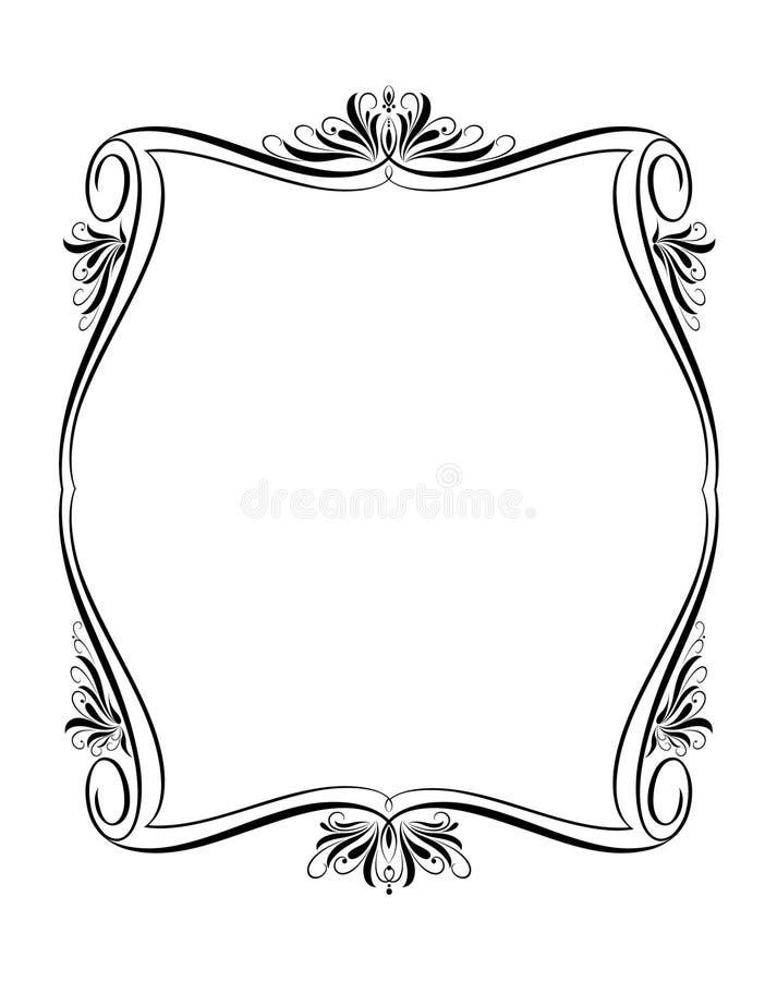 Dirigez les trames décoratives illustration de vecteur