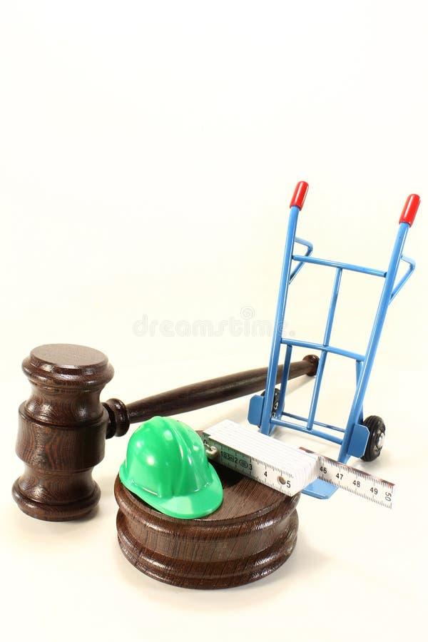 Diritto del lavoro fotografia stock libera da diritti