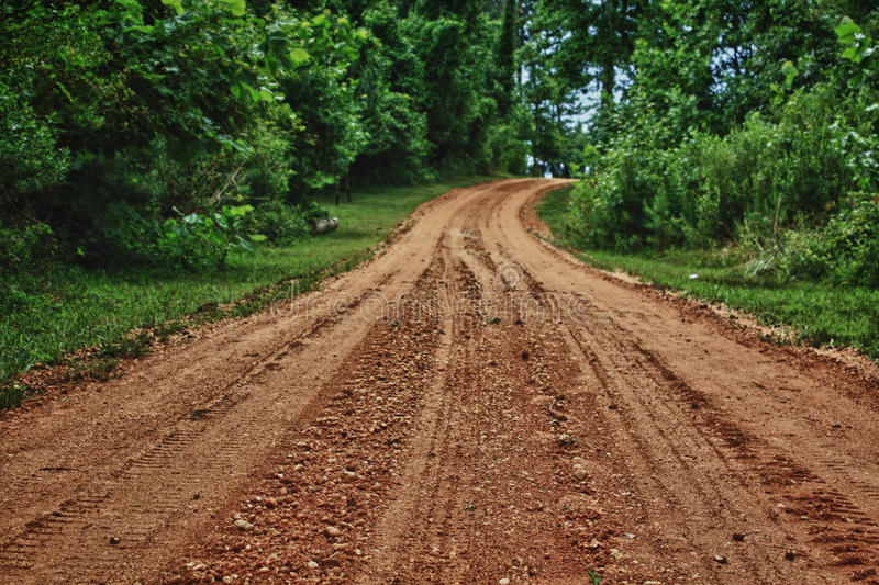 Download Dirt road stock image. Image of dirt, path, drivable - 25646857