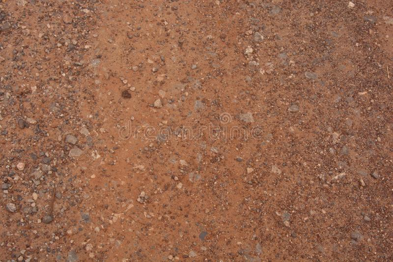 Dirt road background texture royalty free stock photos