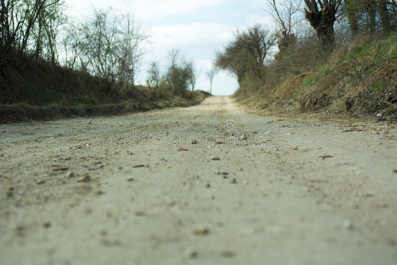 Dirt road royalty free stock image