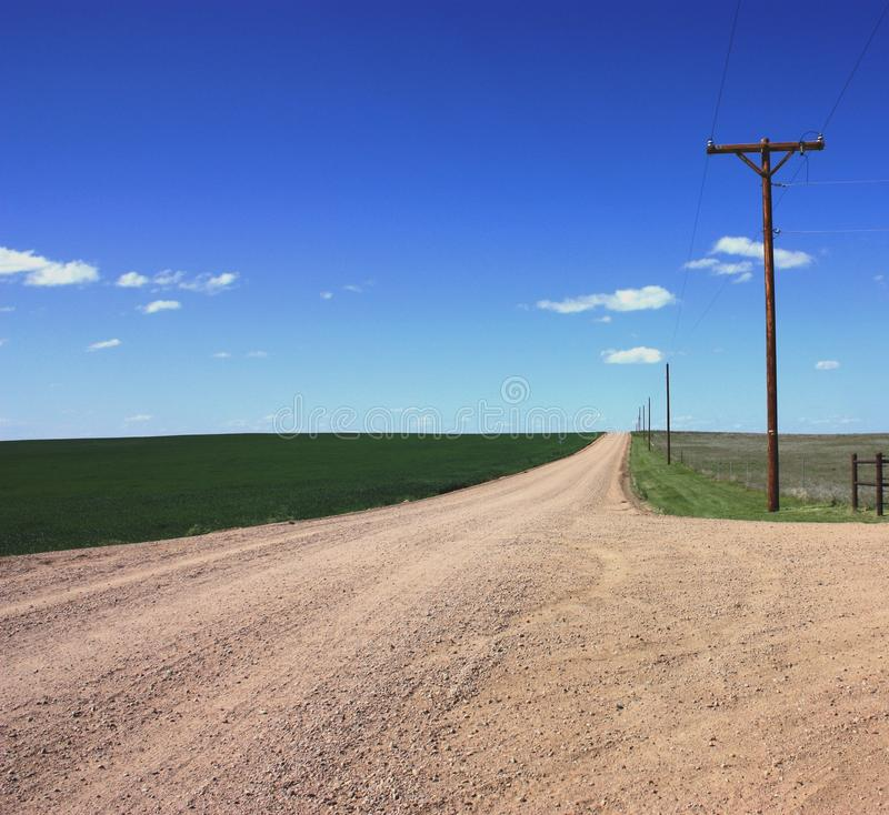 Download Dirt Road Thru A Rural Area Stock Image - Image of travel, nature: 17605683