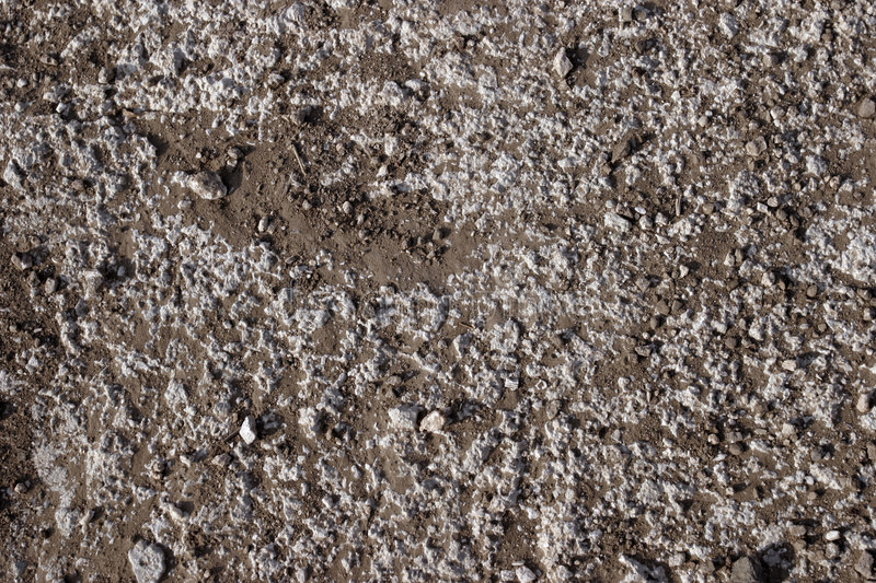 Dirt and stone surface royalty free stock photos