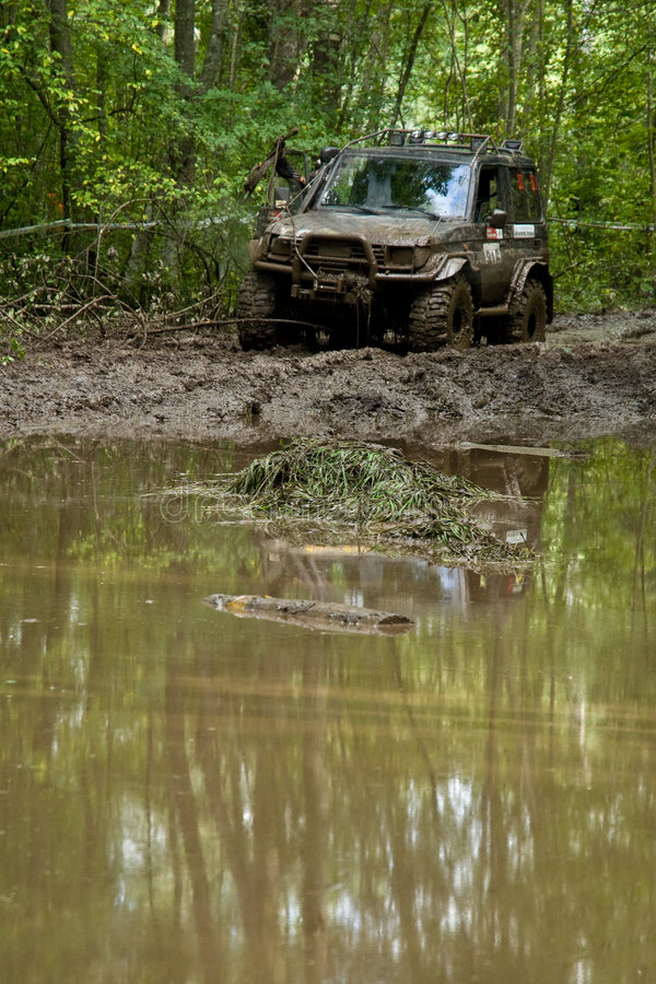 Download Dirt Track Race stock photo. Image of strong, terrain - 6690518