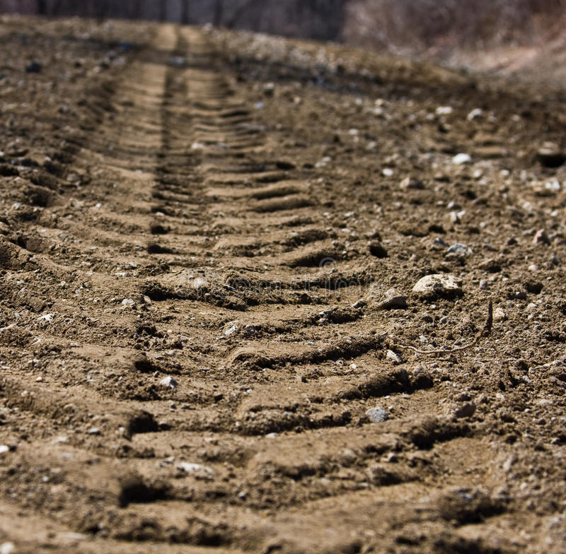 Download Dirt Tracks stock image. Image of country, rocks, brown - 19083073