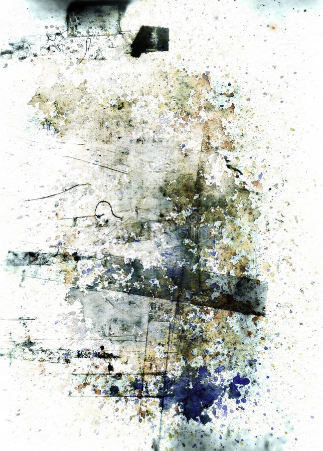 Download Dirty stock illustration. Illustration of blue, grunge - 1476991