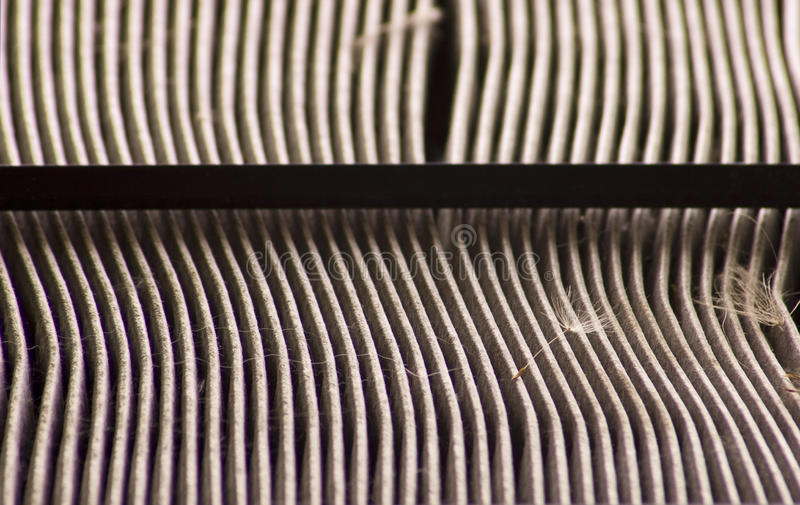 Download Dirty Air Filter stock photo. Image of clogged, exhausted - 12376356