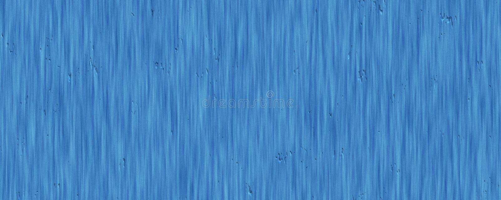 Closeup dirty blue wooden surface grunge texture background royalty free stock photography