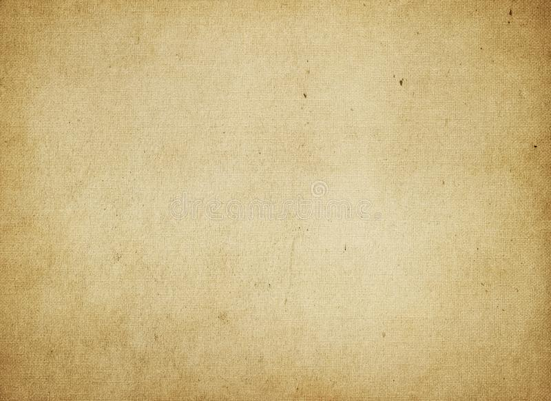 Old dirty canvas texture. royalty free stock photography