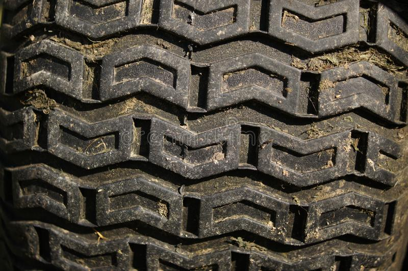 Dirty car tires. Old tires. Background Texture royalty free stock photography