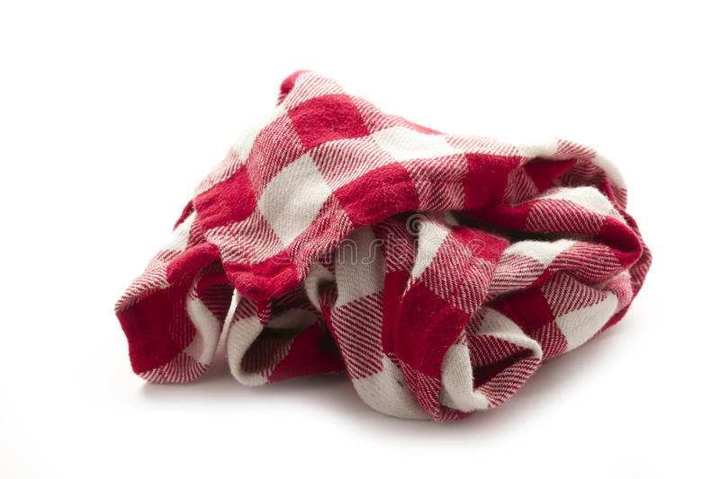 Dirty Cloth Royalty Free Stock Photo