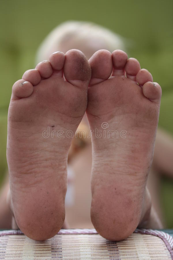Download Dirty feet stock photo. Image of lifestyle, play, childhood - 10404350