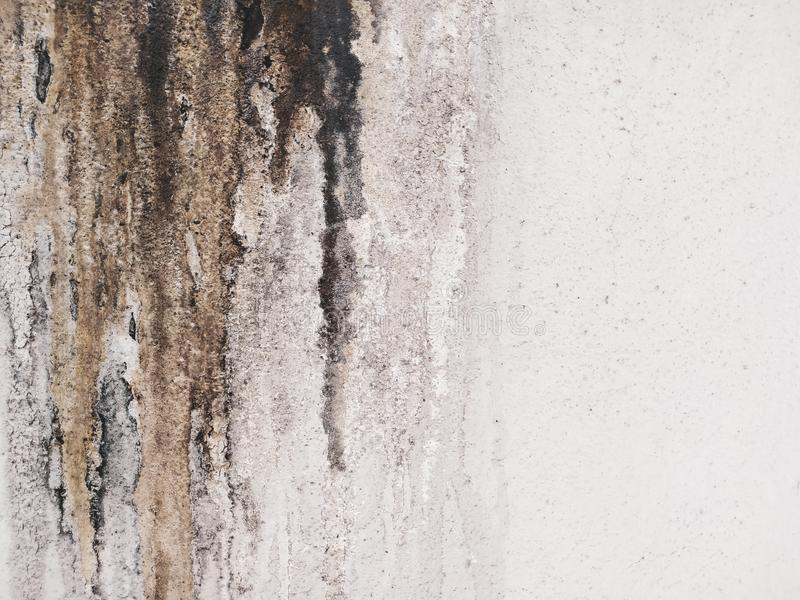 Dirty greasy wall. Dirty and greasy kitchen wall royalty free stock photography