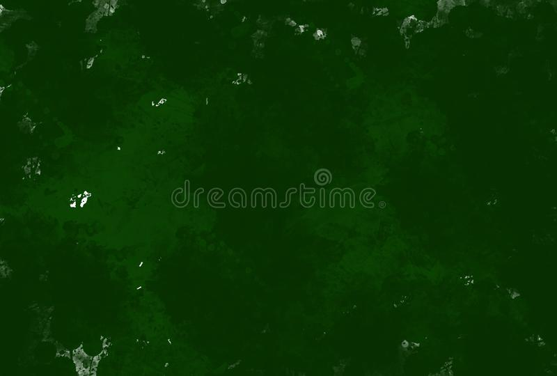 Dirty Green Stock Photography