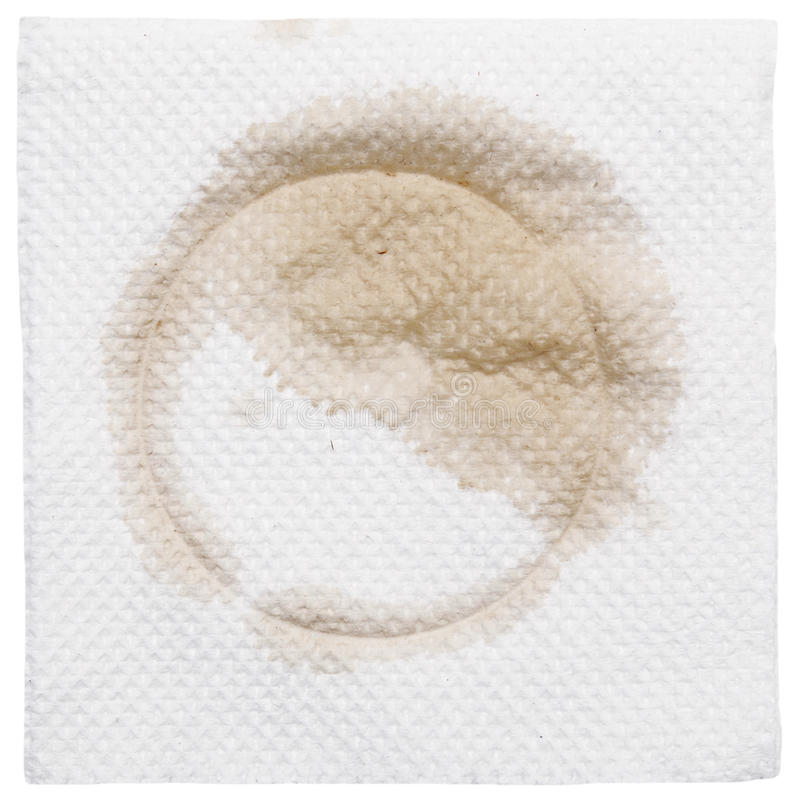 Download Dirty napkin stock image. Image of messy, drips, illustration - 16746375