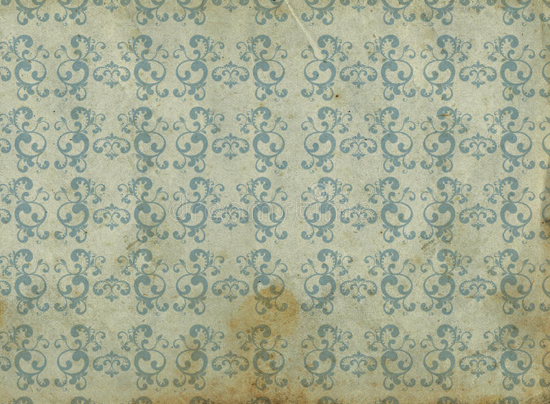 Dirty And Old Grungy Wallpaper Stock Images