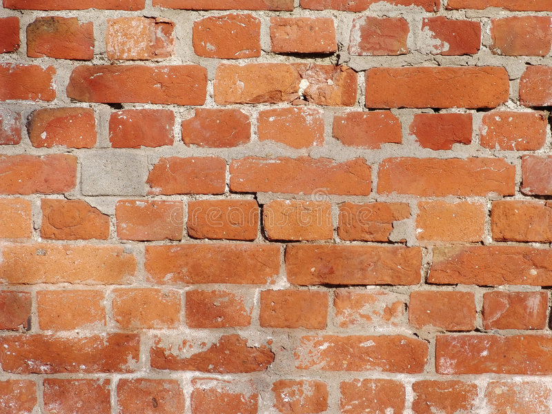 Download Dirty Red Brick Background 1 Stock Image - Image: 819847