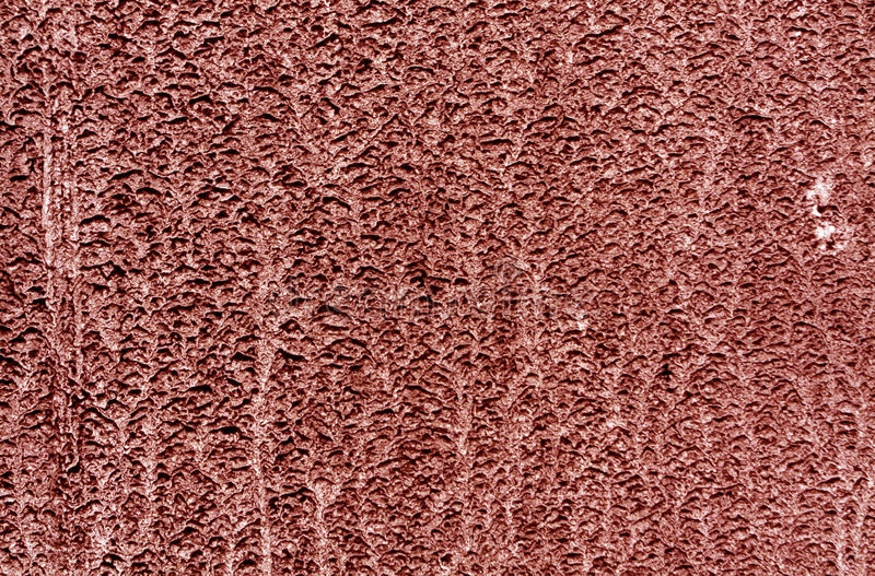 Dirty red car surface. Abstract background and texture for design royalty free stock photography