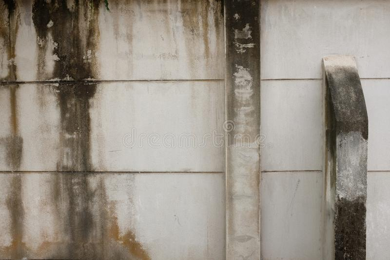 Dirty Uniqe Wall Texture Abstract Art Background stock image