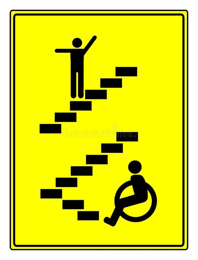 Disability Discrimination Stock Illustration Illustration