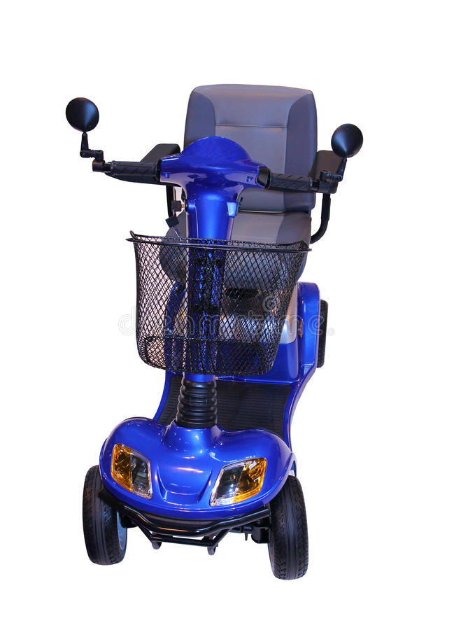 Download Disability Scooter. Stock Photo - Image: 32632260