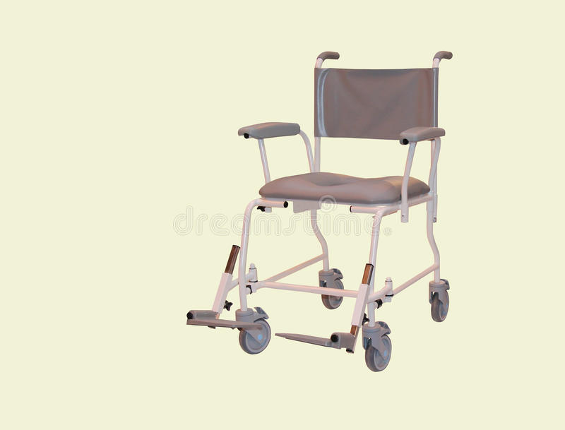 Disability Shower Chair. stock photo. Image of care, mobile - 67116678