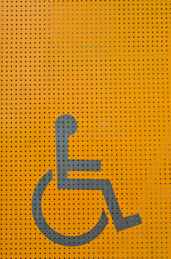 Download Disability sign stock photo. Image of design, icon, medical - 27312302