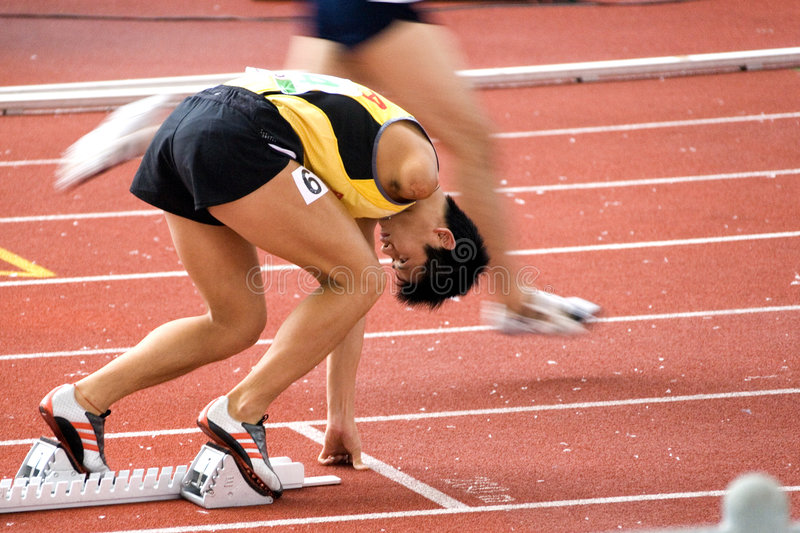 Download Disabled Athlete editorial stock image. Image of match - 4438554