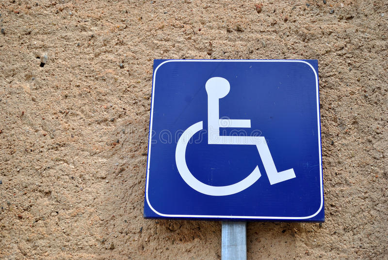 Download The Disabled Signal Royalty Free Stock Photos - Image: 25486668