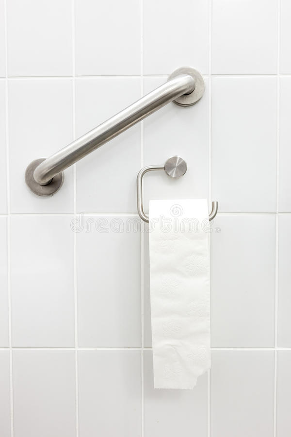 Disabled toilet stock images