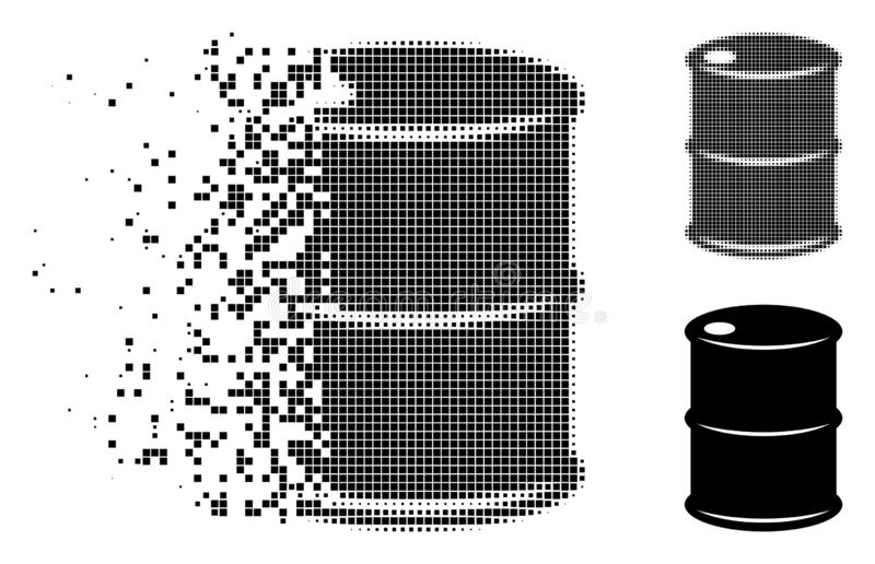 Acquisition Hands Growth Chart Fractured Pixel Halftone