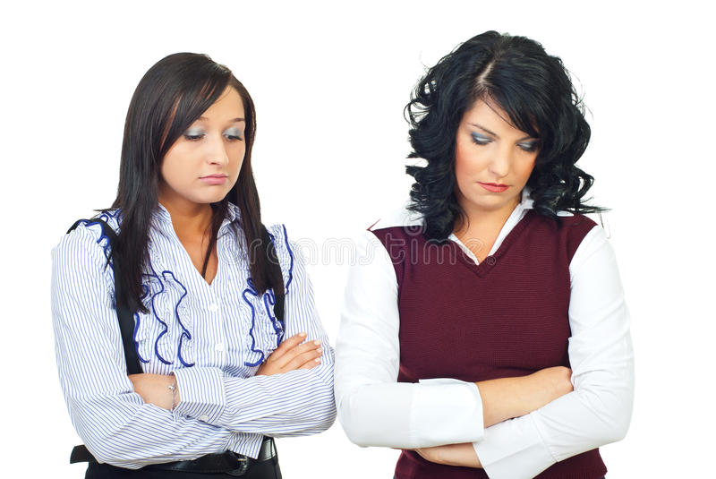 Download Disappointed Business Women Stock Photo - Image of business, disappointed: 16432824